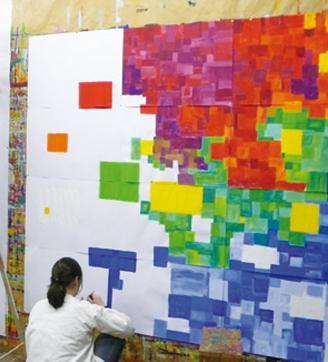 Atelier Atelier de peinture - Nantes