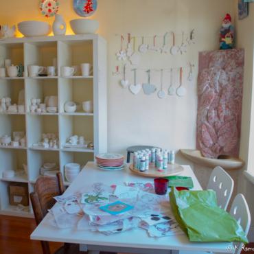 Atelier Atelier de Peinture sur céramique - 5/10 ans