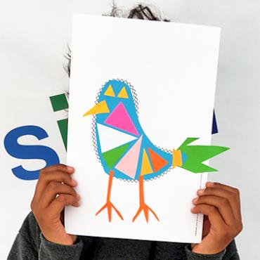 Atelier Atelier des arts et du graphisme, des formes et des couleurs - 6/15 ans - Toulouse 31