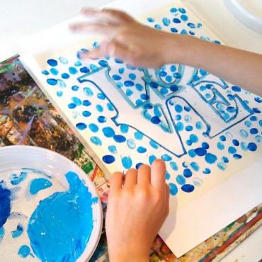 Atelier Atelier des couleurs - 4/11 ans