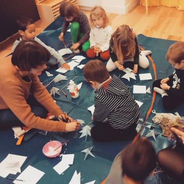 Atelier Atelier des petits artistes 5j - Paris 11è