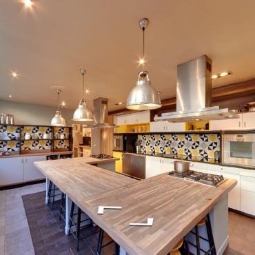 Atelier Atelier des sens cuisine - Paris 9è