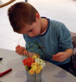 Atelier Atelier Floral - 6/14 ans
