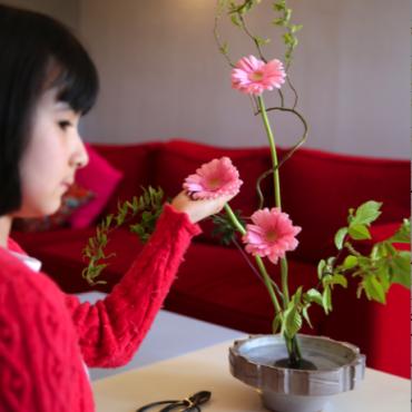 Atelier Atelier Floral traditionnel Japonais
