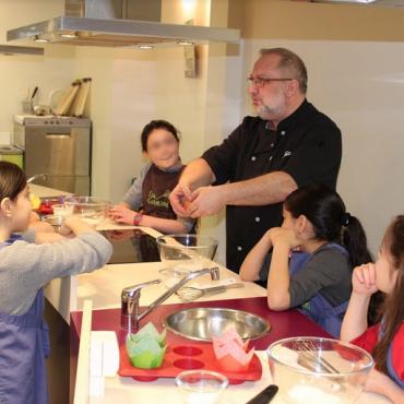 Atelier Atelier Gourmand 6/14 ans - Issy les moulineaux 92