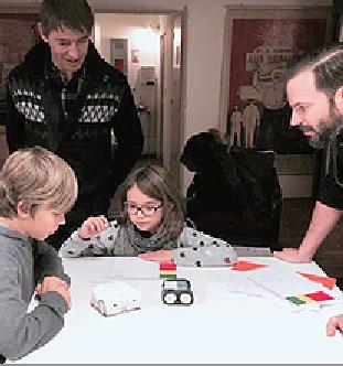Atelier Atelier Goûter du code - 7/12 ans