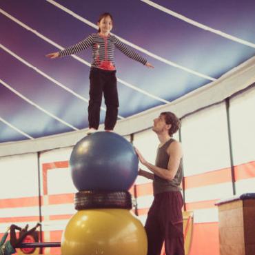 Atelier Atelier graine de cirque