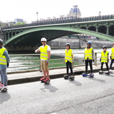 Atelier Atelier hoverboard - 7/15 ans