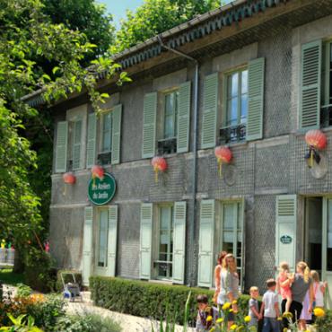 Atelier Atelier jardin d'acclimatation - semaine 4/12 ans - Paris 16è