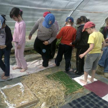 Atelier Atelier les petits fermiers
