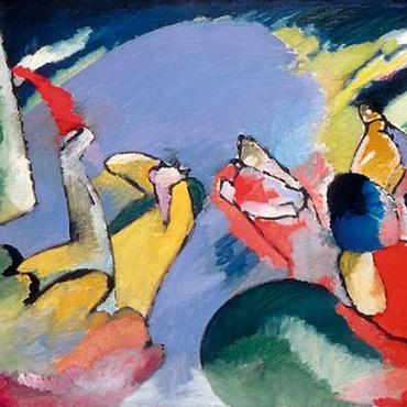 Atelier Atelier ludique d'initiation à l'art moderne-Paris 4è