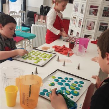 Atelier Atelier macaron Duo - Paris 17è