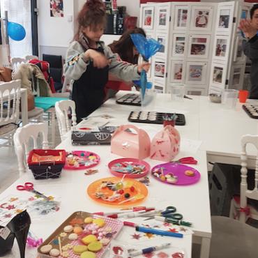 Atelier Atelier macarons - Paris 17è