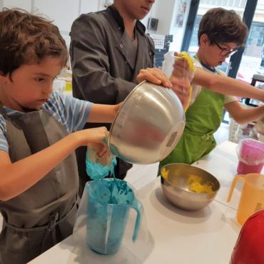 Atelier Atelier pâtisserie - 7/14 ans - Paris 17è