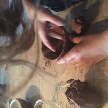 Atelier Atelier peinture modelage récup' - 1j- Tresses 33