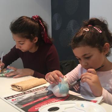 Atelier Atelier peinture sur céramique 5/14 ans - Avignon 84