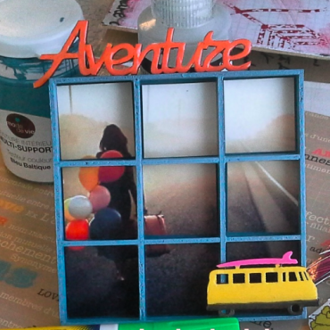 Atelier Atelier Scrapbooking - 7/14 ans