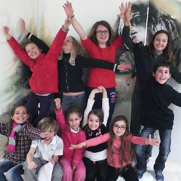 Atelier Atelier théâtre 4/12ans-84