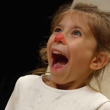 Atelier Atelier Théâtre et Emotions en duo Parent/enfant 4/8 ans - Paris 11è