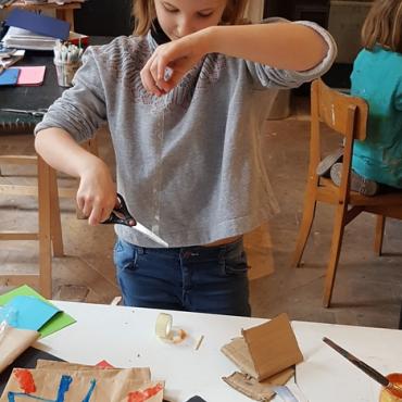 Atelier Ateliers artistiques 4/14ans - Bordeaux 33