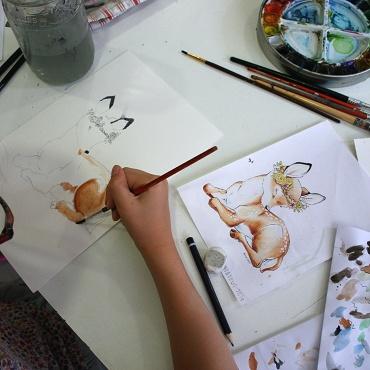 Atelier Ateliers créatifs 3h 6/15ans- Dijon