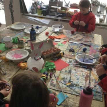 Atelier Ateliers créatifs 4/14 ans 1h30 - Paris 15è