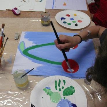 Atelier Ateliers créatifs 5/15ans - Paris 14è