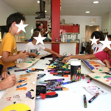 Atelier Ateliers créatifs - 6/15 ans-Dijon 21