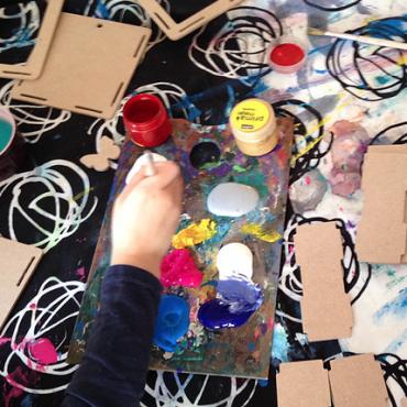 Atelier Ateliers créatifs 7/12ans - Marseille 13