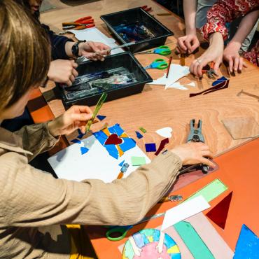 Atelier Ateliers ludiques à la Cité des sciences et de l'industrie