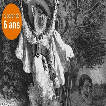 Atelier Balade féerique pour petits et grands au coeur de Dijon!