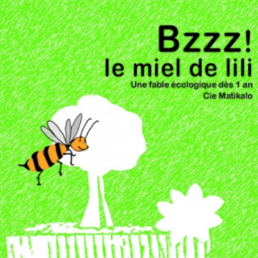 Atelier Bzzz! le miel de lili - Théâtre essaïon - Paris 4è