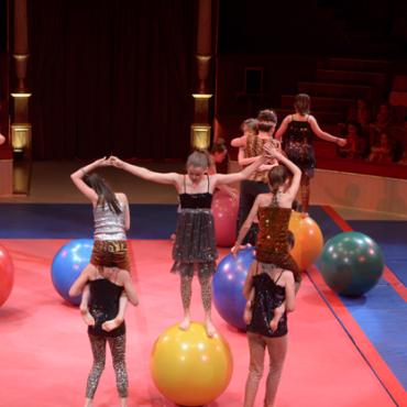Atelier Cirque pour les 4/6 ans - Paris 13è