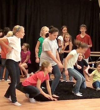 Atelier Comédie musicale 5j - 6/10 ans -Toulouse 31