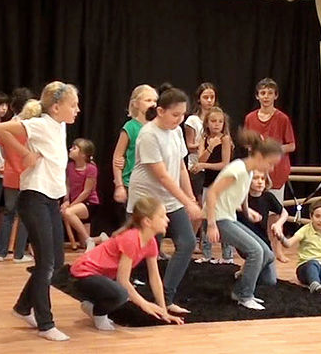 Atelier Comédie musicale 5j - 7/10 ans -Toulouse 31