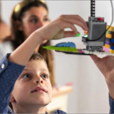 Atelier Construire et inventer comme Léonard de Vinci Lego Technic - 6/10 ans - Paris13è