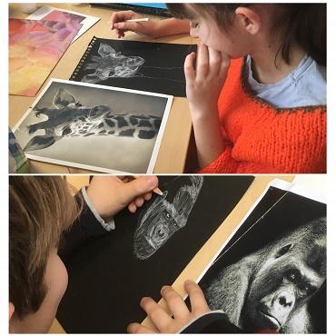 Atelier Cours de dessin 7/14ans 2j - Paris 5è