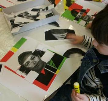 Atelier Création artistique demi-journée 4/12ans - Toulouse 31