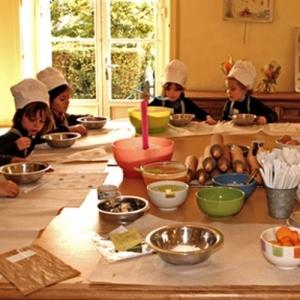 Atelier Cuisine au jardin d'acclimatation