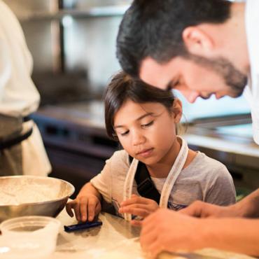 Atelier Cuisine et éducation culinaire 7/14ans - Paris