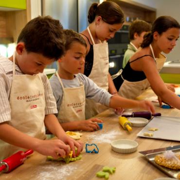 Atelier Cuisine et pâtisserie pour les Ados 12/16 ans! 2h - Paris 16è