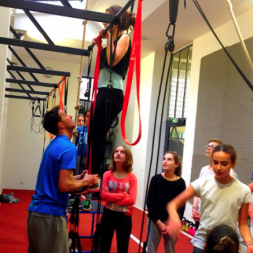 Atelier Demi-journée Multi sports 3h - 7/13 ans - Paris 12è