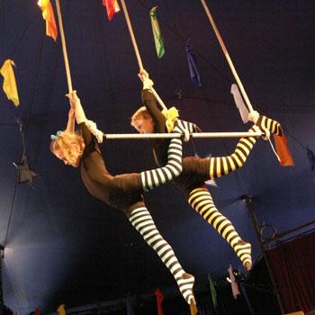 Atelier Ecole de cirque 5/12ans - Paris 14è