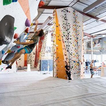 Atelier Escalade 4/6 ans vacances - Dijon 21