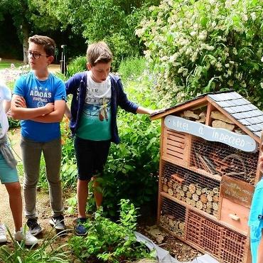 Atelier Explorateurs de la nature - Levallois 92