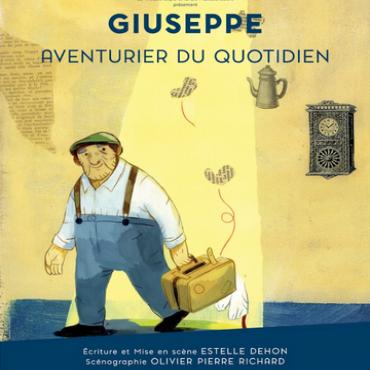 Atelier Giuseppe - Théâtre Lepic - Paris 18è