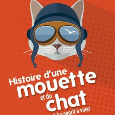 Atelier Histoire d'une mouette et du chat qui lui apprit à voler - Théâtre essaïon - Paris 4è