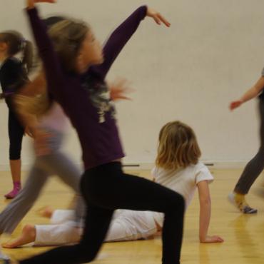 Atelier Initiation à la danse 4/9ans-Strasbourg 67