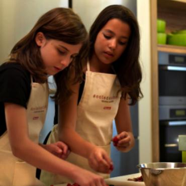 Atelier L'immersion en cuisine - 12/16 ans - Paris 16è