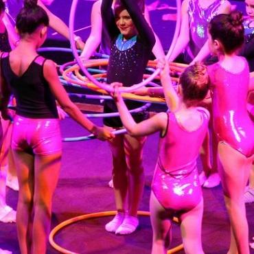 Atelier La gymnastique autrement GRS 7/12ans 5j-Paris-16è